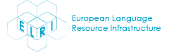 ELRI ‐ European Language          Resource Infrastructure